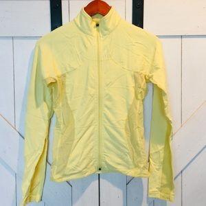 Sale! Fluorescent lululemon full zip